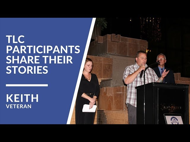 TLC Participants Share Their Stories | Keith