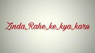 | Zinda rahe ke kya karu | BY Arijit Singh 2017 Official Video Song  - Youtube