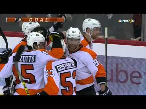 Flyers @ Capitals Highlights 01/27/16