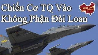 [Điểm Tin] Chiến cơ Trung Quốc bay vào không phận Đài Loan | Trung Quốc Không Kiểm Duyệt