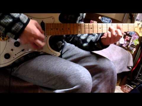 B Gata H Kei OP - Oshiete A to Z guitar cover