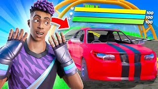 New CARS UPDATE in Fortnite!
