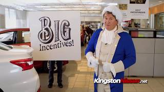 Presidents Day 2019 at Kingston Nissan!