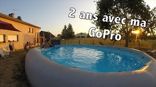 2 ans avec ma GoPro [GoPro Hero 3+ 1080 HD]