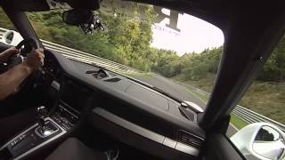 Nürburgring Porsche 911 GT3 (991) Ring Taxi