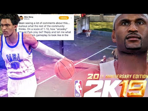 Very First Official NBA 2K19 MyPark NEWS! 2K Gamers Get To CHOOSE THE GAMEPLAY For MyPark In 2K19!