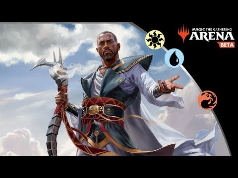 Jeskai Superfriends Control - Red/Blue/White Planeswalkers - MTG Arena Gameplay and Deck Tech
