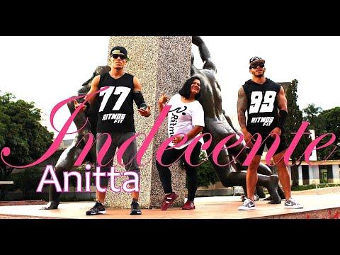 Anitta l Indecente l Coreografia l Ritmos Fit