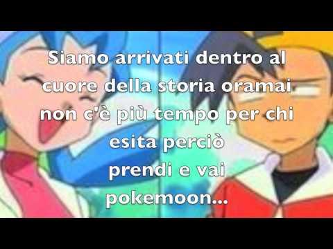 sigla pokemon chronicles con testo