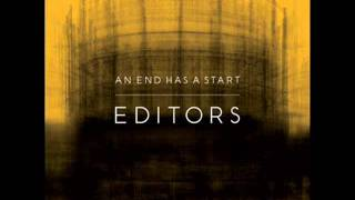 (me singing) An end has a start - The editors