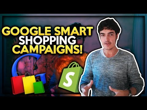 Google SMART SHOPPING Shopify  What You Need To Know!