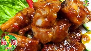 ✅Muốn Sườn Xào Chua Ngọt Ngon Nhất Phải Đúng Cách | Hồn Việt Food