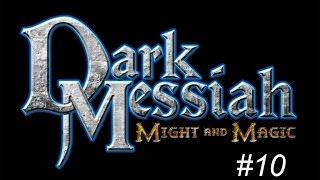 Прохождение игры Меч и магия Тёмный Мессия (А зомби здесь тихие...) 10