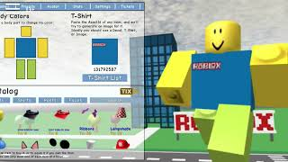 Roblox game that looks like Roblox 2006-2009