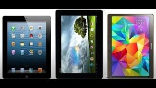 видео Какой размер планшета лучше?