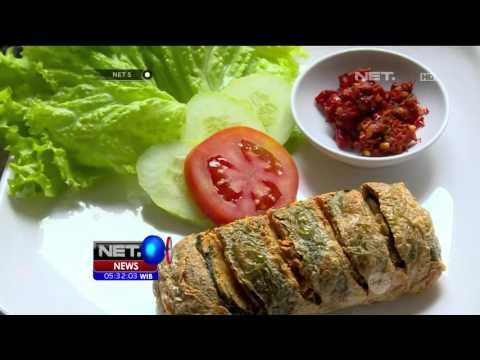 Agenda Jenis Vegetarian - NET5
