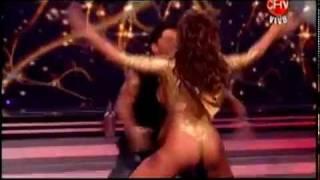 Repeat youtube video Roxana Muñoz Reggaeton Fiebre de Baile 2012
