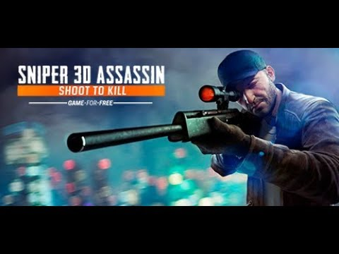 Live Streaming Game Sniper 3d LV 22