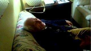 Nonno Furioso incazzato come un opossum