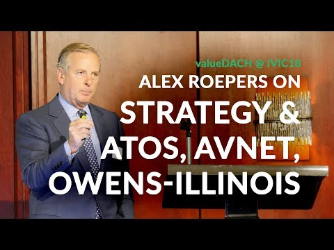Alex Roepers (Atlantic Investment Management) on his strategy and Owens-Illinois, Avnet and Atos