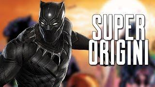 Pantera Neagra! - SUPER ORIGINI