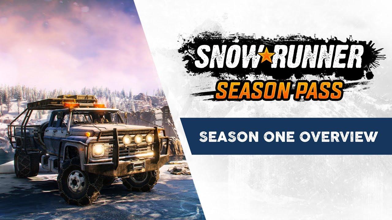 SnowRunner - Season One | Overview Trailer