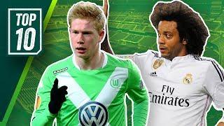 De Bruyne, Marcelo, Luiz Gustavo! Die besten Wintertransfers der Fussballgeschichte!