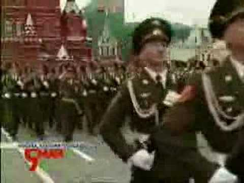 Russian Military Parade May 2007