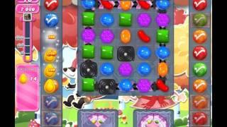 Candy Crush Saga Level 1193 (No booster, 3 Stars)