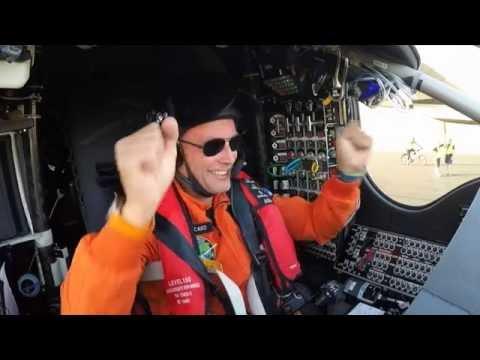 SolarImpulse Team Memories for Bertrand Piccard