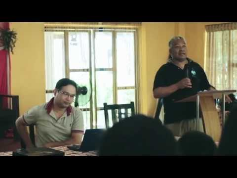 Rebuild Nepal Meet Up - Anil Chitrakar talking about Youth response after disaster