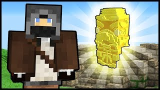 Az ARANY Szobor! 🏆 - Minecraft Custom Map - The Unseen Forces III Video