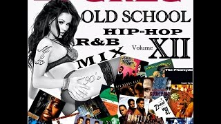 ✅  OLD SCHOOL RNB HIP HOP MIX 90's VOL.12