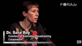 Defending Hamas - Sara Roy