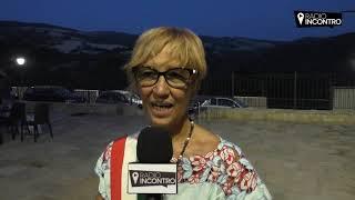 Maschere Italiane, Tullio e Amalia ricevono le chiavi della città - Roseto Valfortore, 04.08.21