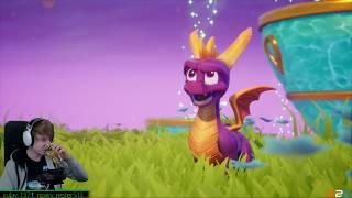 NAJMNIEJ ZNANY ŚWIAT - #9 Spyro The Dragon (Reignated)
