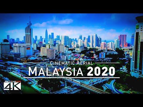 【4K】Drone Footage | Malaysia - Truly Asia 2019 ..:: Cinematic Aerial Film