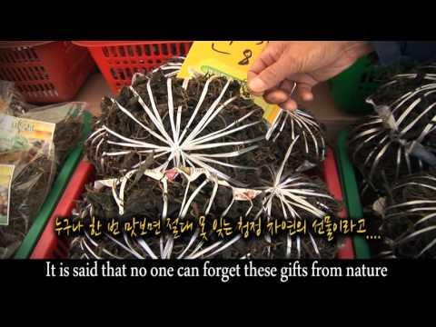 [Korean Culture]Traditional Market a Place of Nature Humans and culture  EN