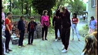 Old school - breakdance Włocławek 1987