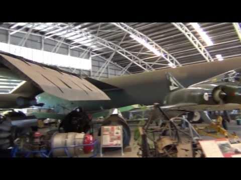 Australian Aviation Heritage Centre, Darwin.