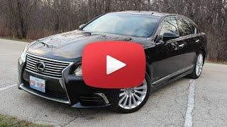 2015 Lexus LS 460 AWD: The new Buick?