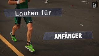 Prof. Froböse klärt auf: Laufen für Anfänger