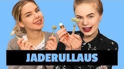 JADERULLALLA PEHMEÄ IHO   Emma ja Milla testaa