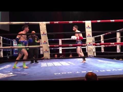 Mike Gallagher vs. Jaime Mendoza warriors cup xxv