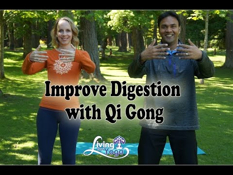 Improve Digestion with Traditional Chinese Medicine and Qi Gong
