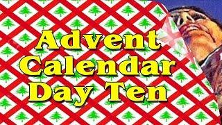 Horror Poster Advent Calendar - Day Ten
