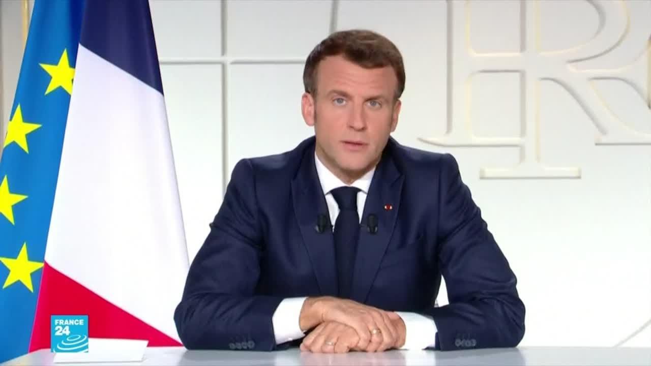 الفرنسيون يترقبون قرارات ماكرون حول رفع الحجر الصحي