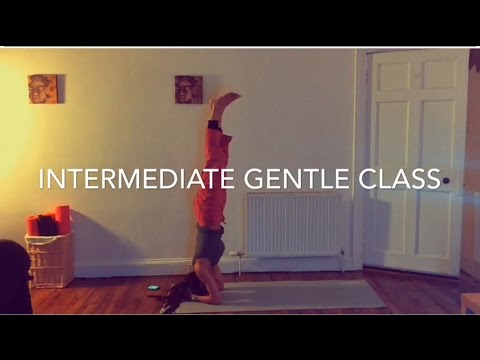 RainbowLight Yoga Complete Yoga Class - Intermediate Gentle