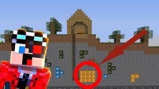 КРИПТОГОРОД! НАШЛИ У СЕБЯ ПОД ДОМОМ ЗАЛЕЖИ БИТКОИНОВ И ОГРОМНУЮ ШАХТУ! Minecraft