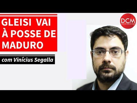 A posição de Gleisi Hoffmann e a decisão de ir até a posse de Nicolás Maduro